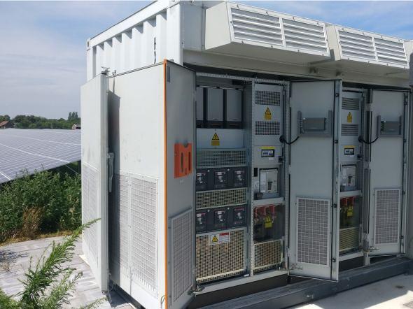 Onderhoud zonnepark Uden